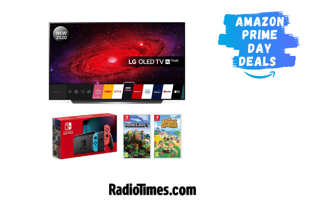 3 Best Nintendo Switch Deals Available Now For Prime Day Cheapest Offers Radio Times