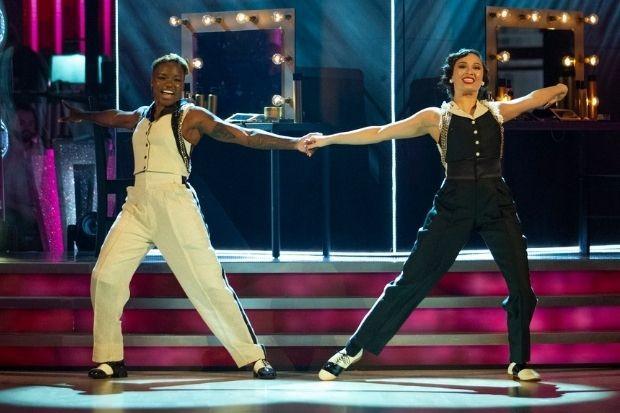 Strictly Come Dancing's Nicola Adams