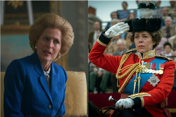 The Crown- Thatcher and the Queen