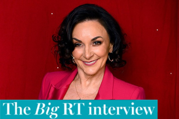 The Big RT Interview Shirley Ballas