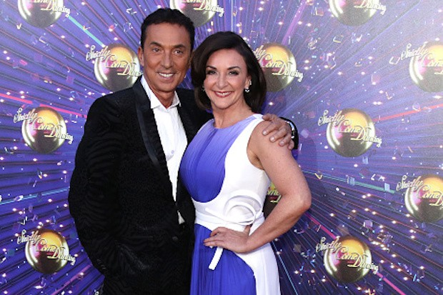 Bruno Tonioli and Shirley Ballas