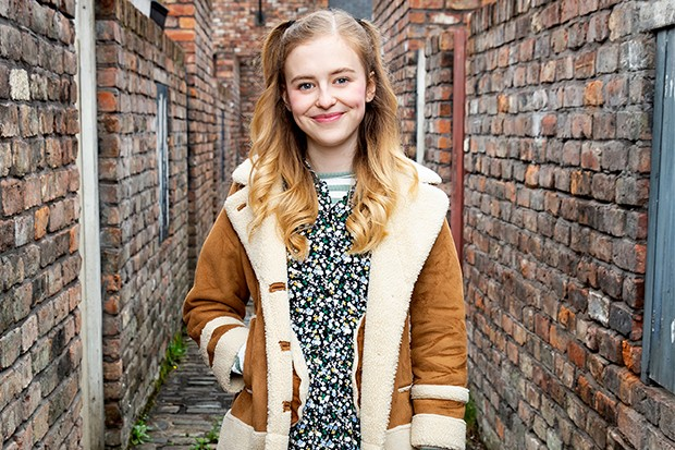 harriet bibby coronation street