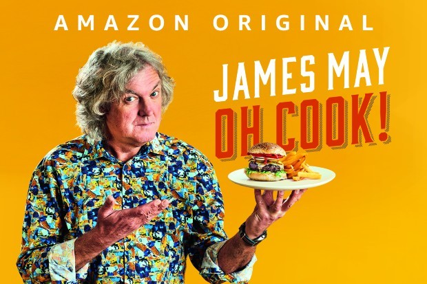Top Gear and The Grand Tour presenter James May hosts James May: Oh Cook on Amazon Prime Video