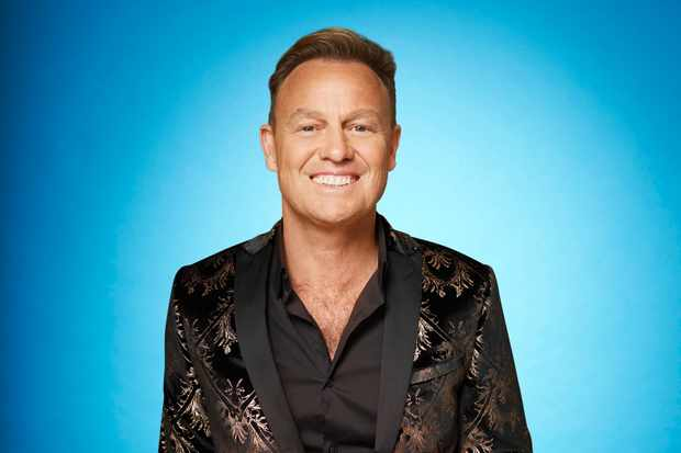 Jason Donovan Dancing on Ice 2021 line-up