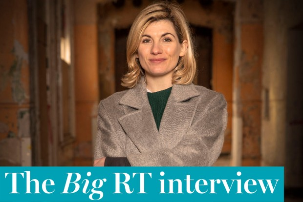 Jodie Whittaker on Who Do You Think You Are