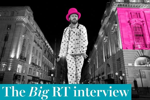 Keith Lemon Celebrity Juice Big Interview