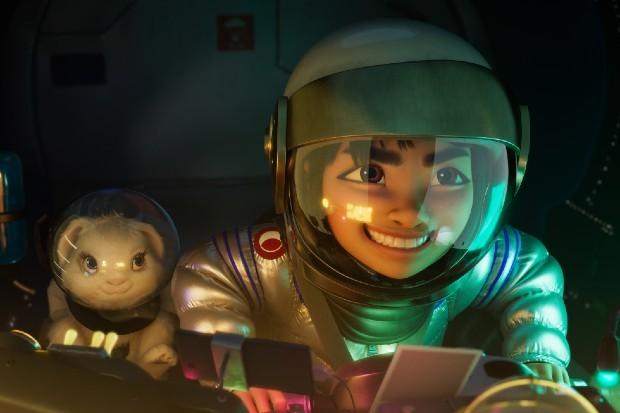 Over The Moon (2020) Netflix original animated movie
