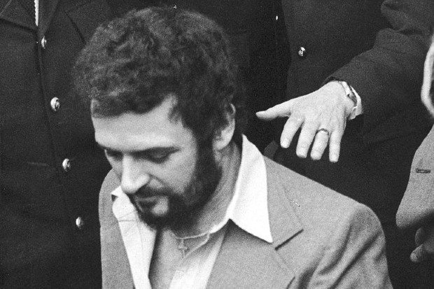 Serial killer Peter Sutcliffe, also known as the Yorkshire Ripper