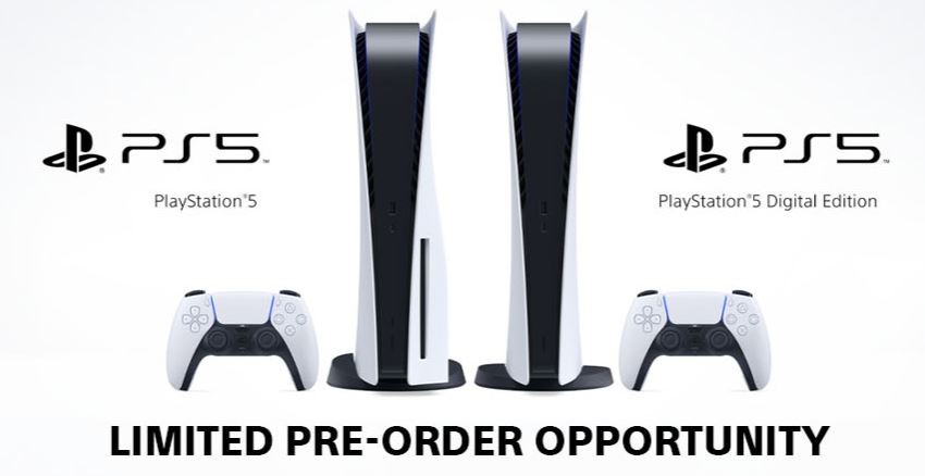 Ps5 Pre Order Which Retailers Still Have Stock Radio Times
