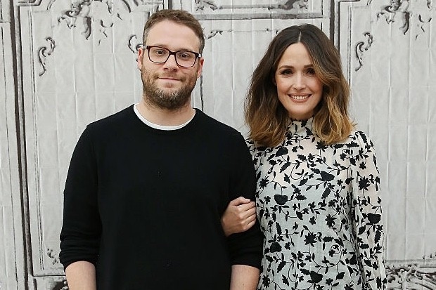 Seth Rogen and Rose Byrne reunite for AppleTV+ comedy series Platonic