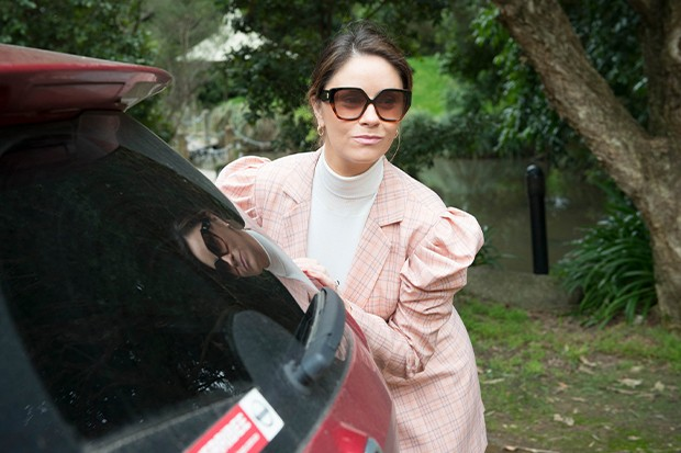6 Neighbours spoilers for next week: Scarlett frames Ned for her murder and Dipi is jealous