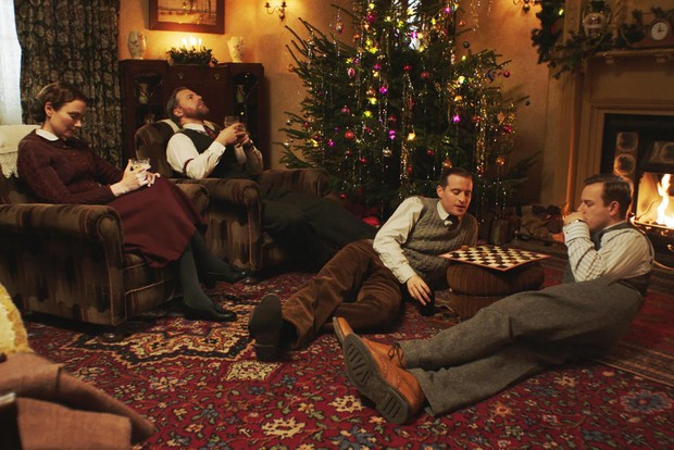 All Creatures Great and Small Christmas special (1)