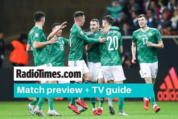 What channel is Northern Ireland v Slovakia on? Kick off time, live stream and latest team news