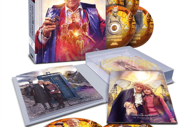 Doctor Who The Collection Range