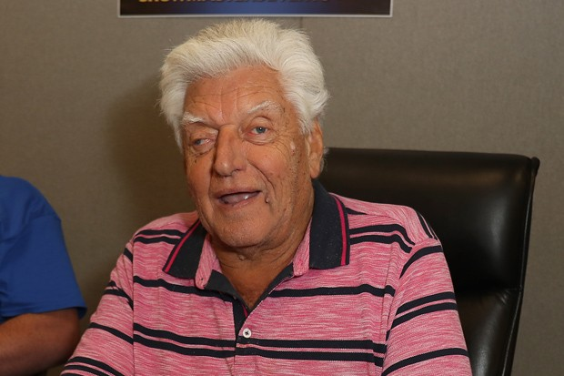 Dave Prowse - the actor behind the ionic Darth Vader has passed away