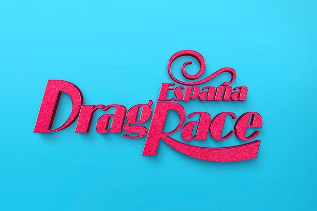 Drag Race Logo Espana