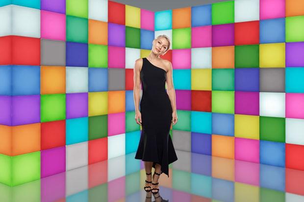 The voice UK host Emma Willis