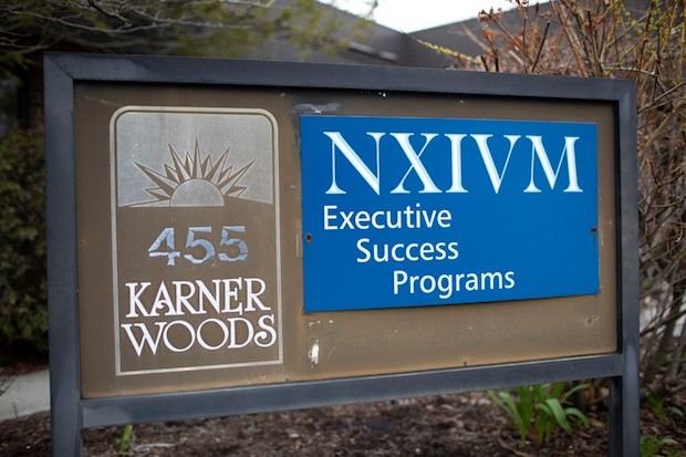 The NXIVM Albany office