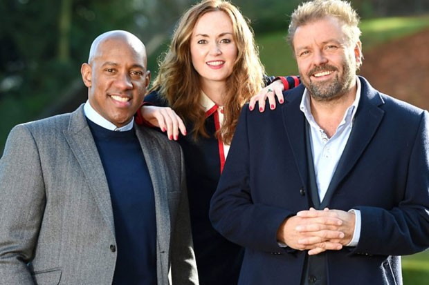 Homes Under the Hammer presenters