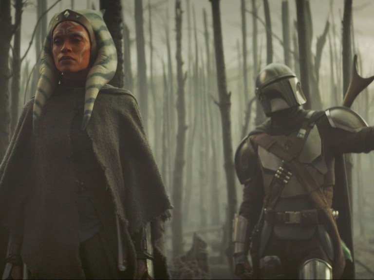 The Mandalorian review | season 2 episode 5 recap The Jedi - Radio Times