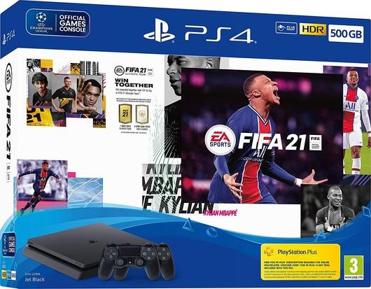 PS4 bundle FIFA 21