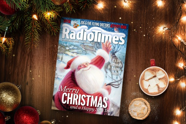 Christmas Television Guide 2021 When Is The Radio Times Christmas Issue Magazine Out Radio Times
