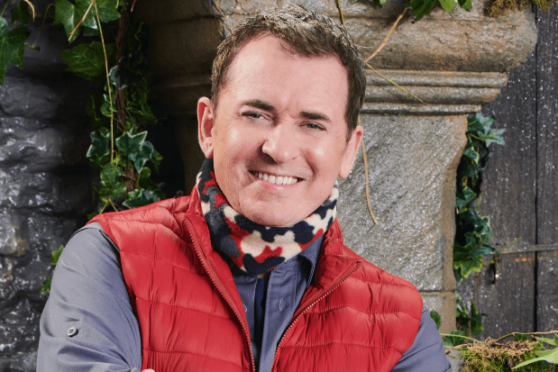 Shane Richie I'm A Celebrity 2020 contestant