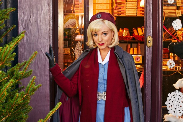 Trixie in Call the Midwife
