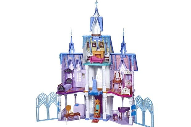 Amazon Frozen Toy Sale Ultimate Arandelle Castle Playset