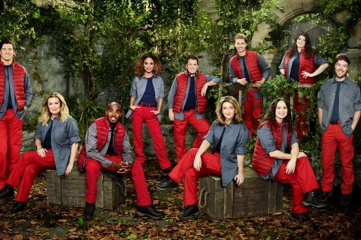 I M A Celebrity 2020 Line Up Full List Of Contestants New Arrivals Radio Times