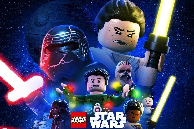LEGO Star Wars Holiday Special on Disney Plus