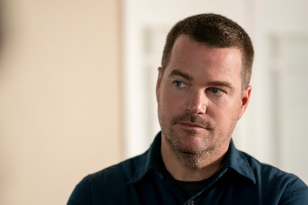 Chris O'Donnell stars in NCIS: Los Angeles on Sky One/CBS