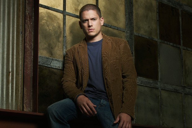 Wentworth Miller stars in Prison Break as Michael Scofield