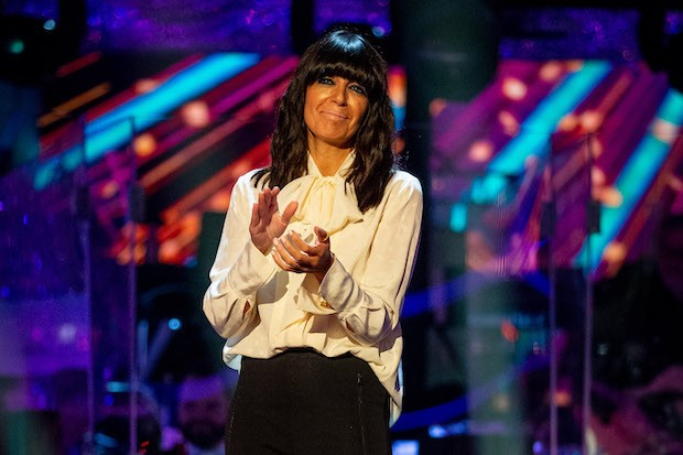Strictly Come Dancing Claudia Winkleman