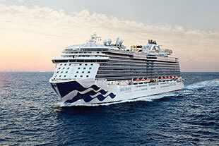 Princess Cruises cruise ship