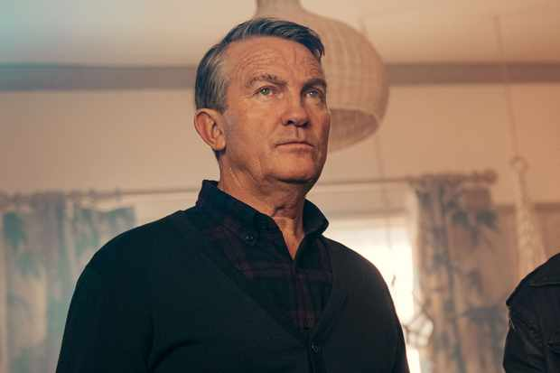 Bradley Walsh plays Graham O'Brien