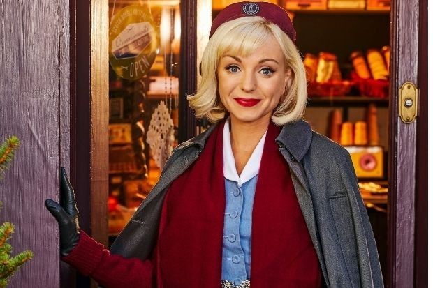 Call the Midwife Trixie