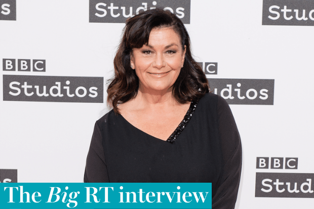 Dawn French Big RT Interview