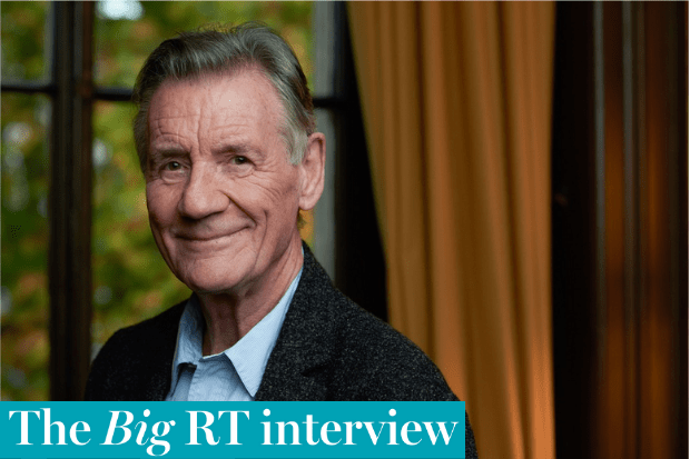 Michael Palin Big RT Interview