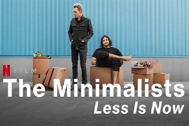 netflix minimalists less is more
