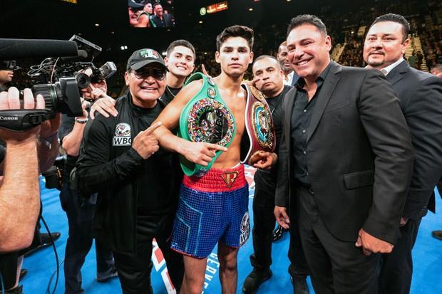 How To Watch Ryan Garcia V Luke Campbell Date Time And Undercard Radio Times