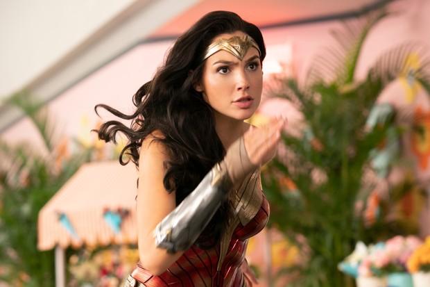 Gal Gadot trong Wonder Woman 1984 (Warner Bros)