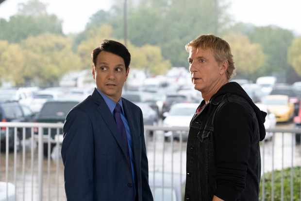 Cobra Kai season 3: Daniel and Johnny