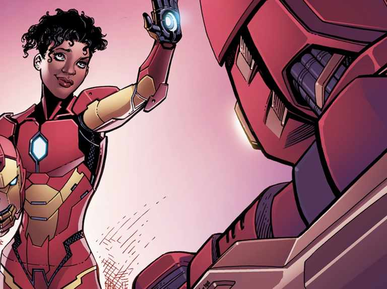 Marvel's Ironheart release date   Cast and latest news - Radio Times