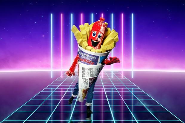 masked singer sausage