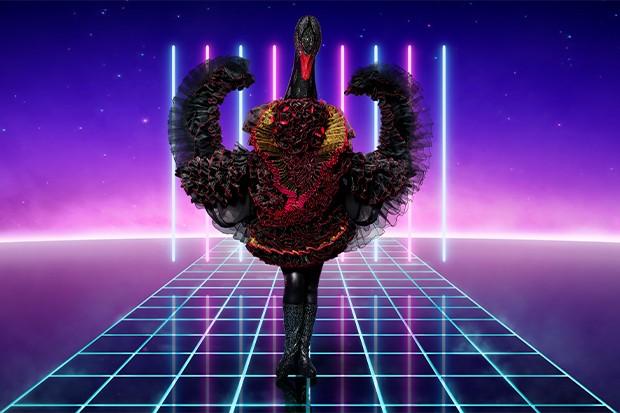 masked singer swan