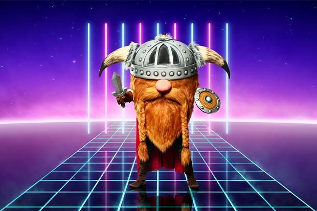 masked singer viking