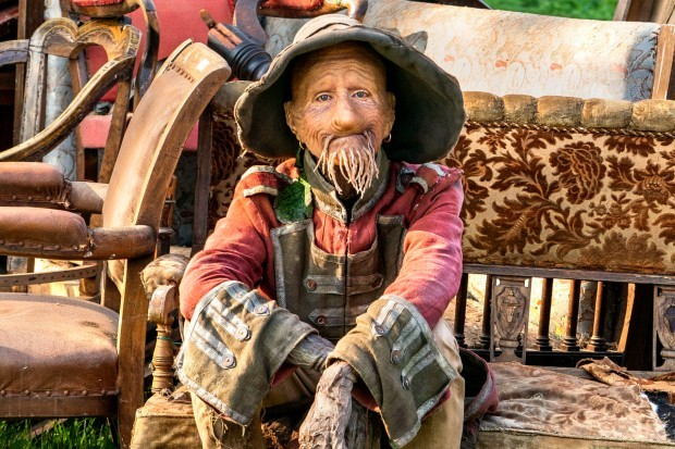 Worzel Gummidge season 2 on BBC One (Mackenzie Crook)