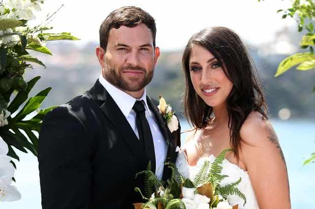 Dan and Tamara MAFS Australia