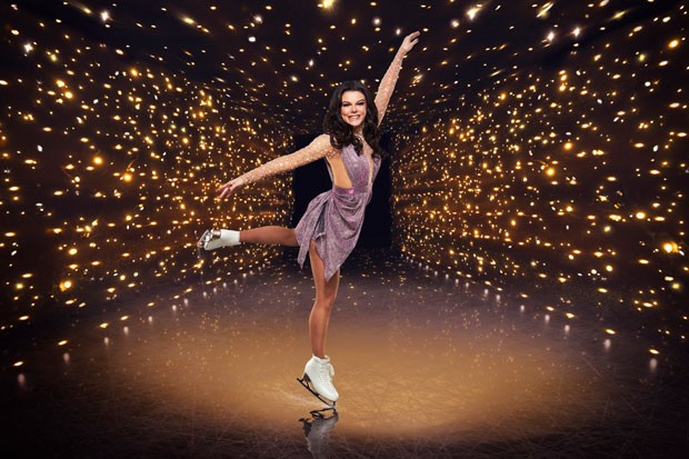 Dancing on Ice 2021 contestant Faye Brooks